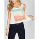 FULL TILT Choose Your Own Path Womens Swing Tank