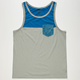 NIKE SB Blocked Mens Dri-Fit Pocket Tank
