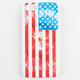 Tie Dye American Flag iPhone 5/5S Case