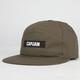 CAPTAIN FIN Captain Militant Mens 5 Panel Hat