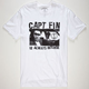 CAPTAIN FIN Always Intense Mens T-Shirt