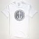 CAPTAIN FIN Reverse Circle Anchor Mens T-Shirt