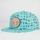 CAPTAIN FIN Tropic Shred Mens Strapback Hat