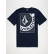 VOLCOM Crop Dust Mens T-Shirt
