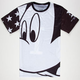 NEFF Disney Collection Mickey Close Up Mens T-Shirt