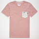 ARBOR Stash Mens Pocket Tee