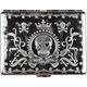 Skull & Crown ID Case