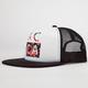 NEFF Austin Carlile AC CA Floral Womens Trucker Hat
