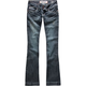 HYDRAULIC Bailey Womens Slim Flare Jeans