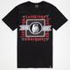 LAST KINGS LK Label Mens T-Shirt