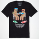 RIOT SOCIETY Gingerbread Mens T-Shirt