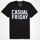 RIOT SOCIETY Casual Friday Mens T-Shirt
