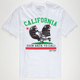 RIOT SOCIETY Back To Cali Mens T-Shirt