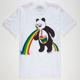 RIOT SOCIETY Panda Puke Mens T-Shirt