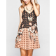 RVCA Whimsy Womens Dress