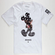 NEFF Disney Collection Mickey Swag Mens T-Shirt