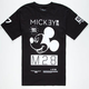 NEFF Disney Collection Mickey M28 Mens T-Shirt