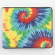 BUCKLE-DOWN Tie Dye Wallet