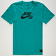 NIKE SB Icon Leopard Dri-Fit Mens T-Shirt
