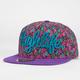 OFFICIAL Highlife Floral Mens Snapback Hat