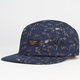 CITY FELLAZ Bamboo Tu Mens 5 Panel Hat