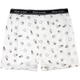 BLUE CROWN Bolts & Screws Woven Boxers
