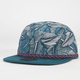 OFFICIAL Jetty Camp Mens 5 Panel Hat