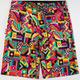 DGK Summer In The City Mens Hybrid Shorts