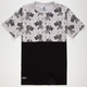 CITY FELLAZ Flower Mens T-Shirt