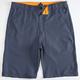 RUSTY Mixer Mens Hybrid Shorts