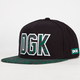 DGK Home Grown Mens Snapback Hat