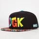 DGK Summer In The City Mens Snapback Hat
