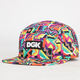 DGK Summer In The City Mens 5 Panel Hat