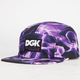 DGK Purple Haze Mens 5 Panel Hat