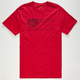 RVCA Factory Label Mens T-Shirt