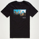 RVCA Cover Box Mens T-Shirt