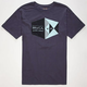 RVCA Geo Hex Mens T-Shirt