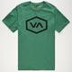 RVCA VA Hex Mens T-Shirt