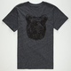 RVCA Grizzly Mens T-Shirt
