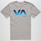 RVCA Tribar Mens T-Shirt