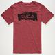 RVCA Photo Shop Mens T-Shirt