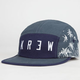KR3W Souvenir Mens 5 Panel Hat