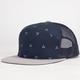 KR3W Angle Mens Trucker Hat