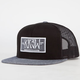 KR3W Skrawl Mens Trucker Hat