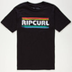 RIP CURL Mama's Pie Mens T-Shirt