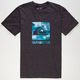 QUIKSILVER Tropic Dream Mens T-Shirt