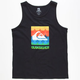QUIKSILVER Charade Mens Tank