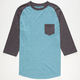RETROFIT End On End Mens Baseball Tee