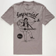 IMPERIAL MOTION One Man Band Mens T-Shirt
