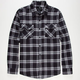 SHOUTHOUSE Arches Mens Flannel Shirt